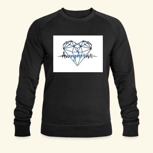 FontCandy (37)2 - Men's Organic Sweatshirt by Stanley & Stella