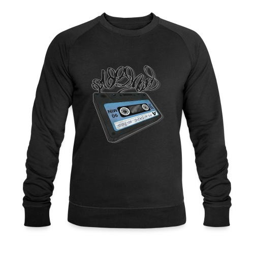 Oldschool Mixtape 705 - Økologisk sweatshirt til herrer