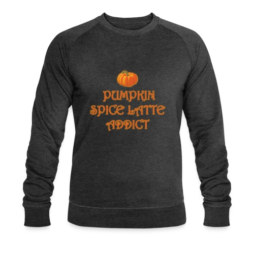 PumpkinSpiceAddict - Felpa ecologica da uomo di Stanley & Stella