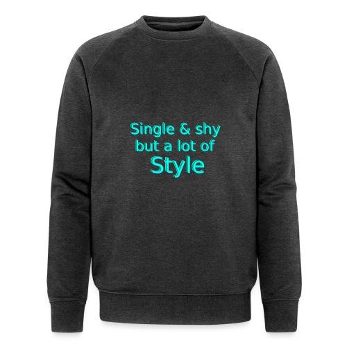 Single Shirt - Männer Bio-Sweatshirt von Stanley & Stella