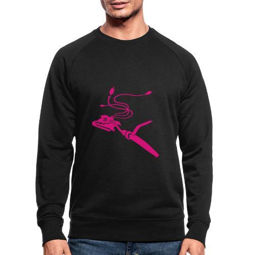 Vinyl-TankAssault - Männer Bio-Sweatshirt