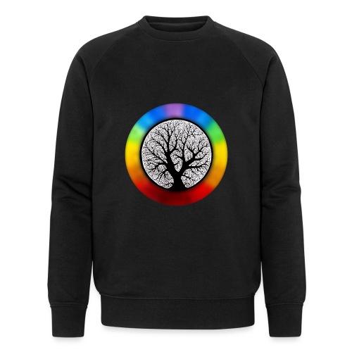 tree of life png - Mannen bio sweatshirt van Stanley & Stella