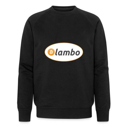 Lambo - option 1 - Men's Organic Sweatshirt by Stanley & Stella