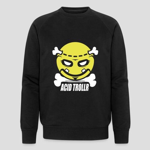 Acid TROLLR - Sweat-shirt bio Stanley & Stella Homme