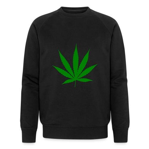 weed - Mannen bio sweatshirt van Stanley & Stella