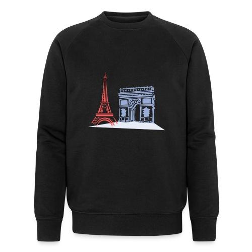 Paris - Sweat-shirt bio Stanley & Stella Homme