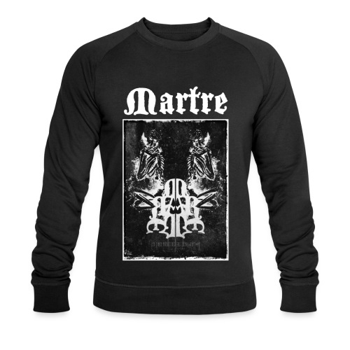 Martre Print 1 - Økologisk sweatshirt til herrer