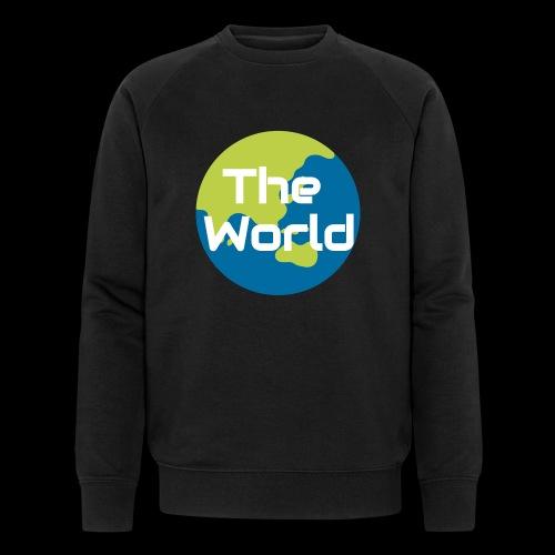 The World Earth - Økologisk Stanley & Stella sweatshirt til herrer