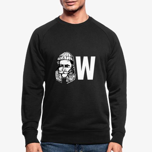 Heimatmarke - das Original - Männer Bio-Sweatshirt