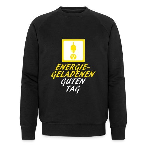DieSteckdoze - Männer Bio-Sweatshirt