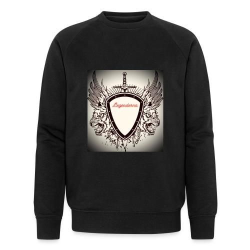 MR AIMs logga - Ekologisk sweatshirt herr från Stanley & Stella