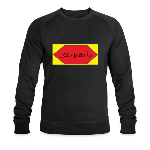 Jasonpczocker Design für gelbe Sachen - Männer Bio-Sweatshirt von Stanley & Stella