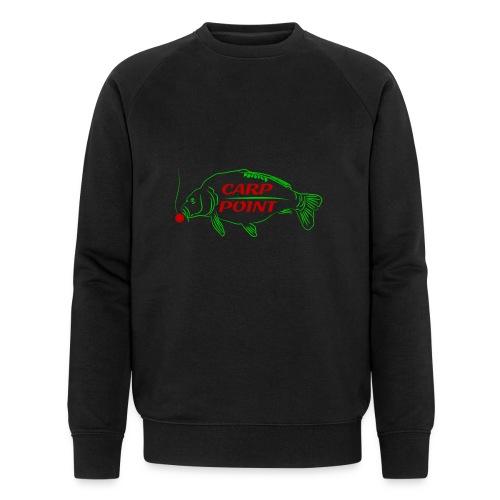 Carp Point new1 mid - Männer Bio-Sweatshirt