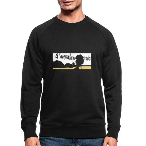qmountain 01 - Männer Bio-Sweatshirt