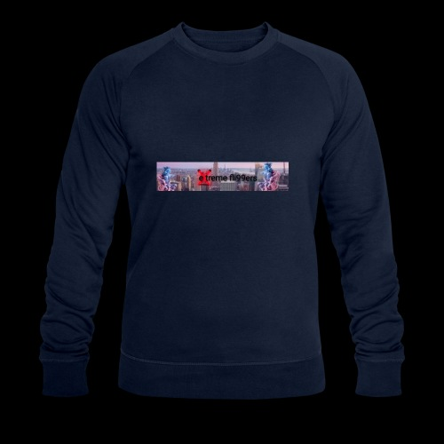 eXtreme fli99ers tryck på en tröja. - Ekologisk sweatshirt herr från Stanley & Stella