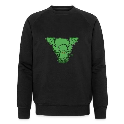 Cthulhu Schafe - Männer Bio-Sweatshirt