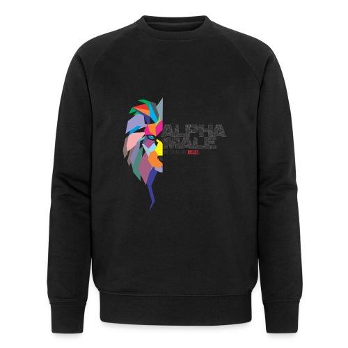 alpha - Men's Organic Sweatshirt by Stanley & Stella