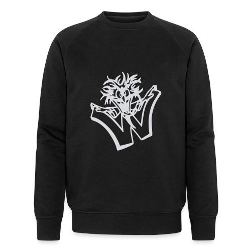 w wahnsinn - Mannen bio sweatshirt van Stanley & Stella