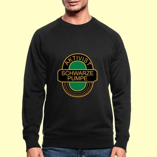 BSG Aktivist Schwarze Pumpe - Männer Bio-Sweatshirt