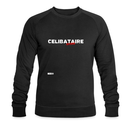 Célibataire en stock - Sweat-shirt bio
