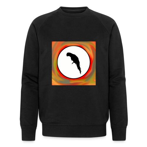 Papagei - Männer Bio-Sweatshirt