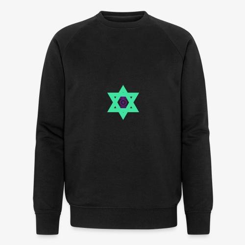 Star eye - Men's Organic Sweatshirt