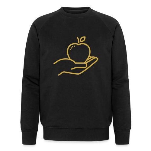 Äpplet - Ekologisk sweatshirt herr från Stanley & Stella