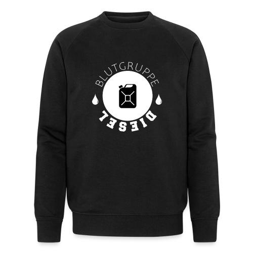 Blutgruppe Diesel - Männer Bio-Sweatshirt