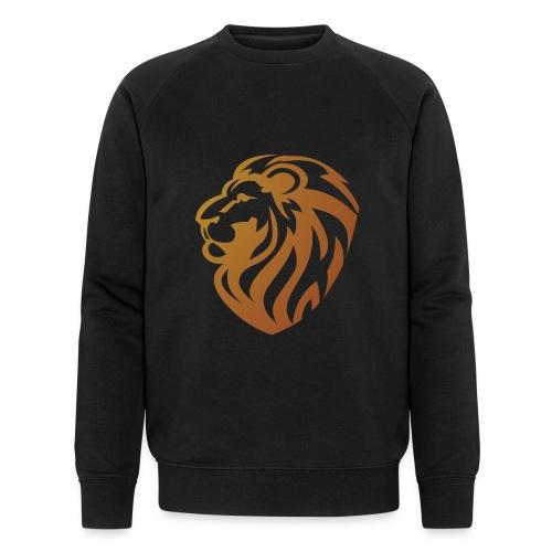 Bronze lion - Sweat-shirt bio Stanley & Stella Homme