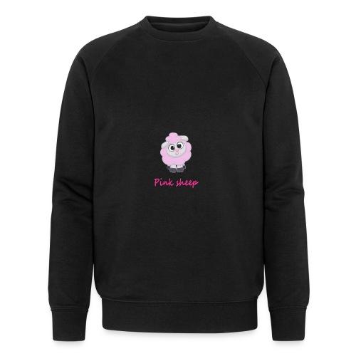 pink sheep - Männer Bio-Sweatshirt von Stanley & Stella