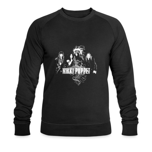Motiv Band NP w - Männer Bio-Sweatshirt