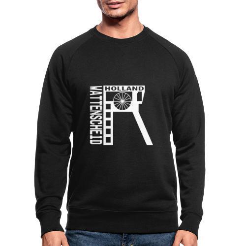 Zeche Holland (Wattenscheid) - Männer Bio-Sweatshirt