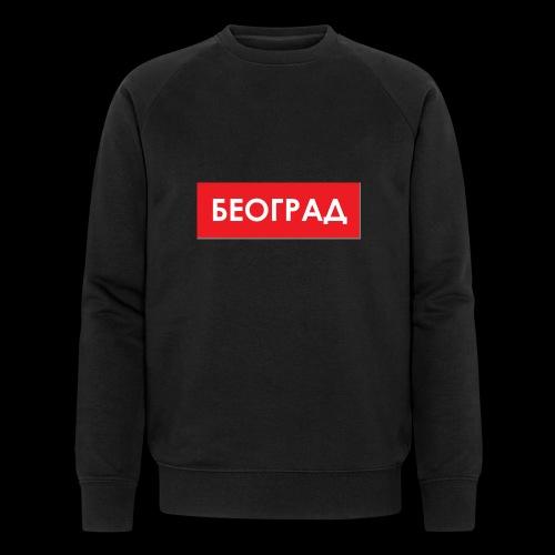 Beograd - Utoka - Männer Bio-Sweatshirt von Stanley & Stella