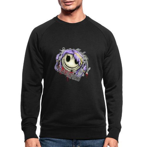 Totenknöpfin - Männer Bio-Sweatshirt
