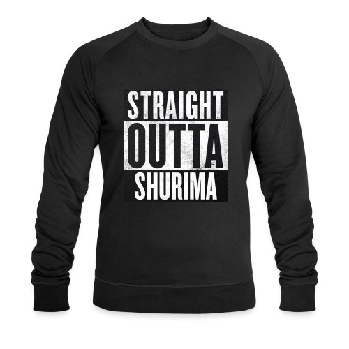 Straight outta Compton - Männer Bio-Sweatshirt von Stanley & Stella