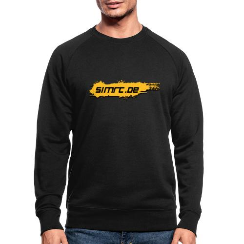 SimRC.de Classic - Männer Bio-Sweatshirt