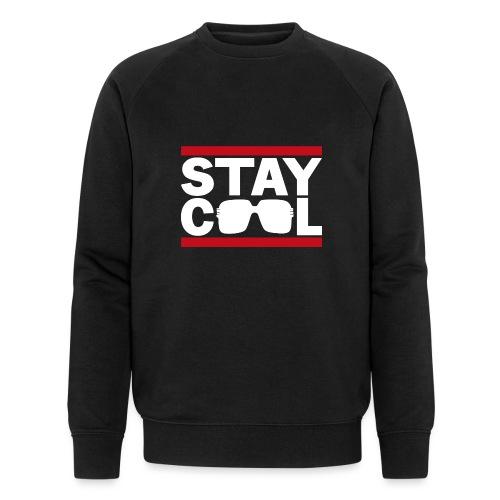 Stay Cool - 2wear classics - Økologisk sweatshirt til herrer