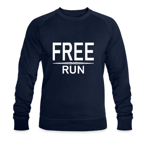 FREE RUN - Mannen bio sweatshirt