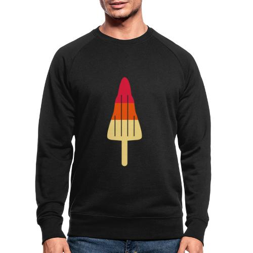 ZOOM ROCKET LOLLY choose your own flavours! - Men's Organic Sweatshirt