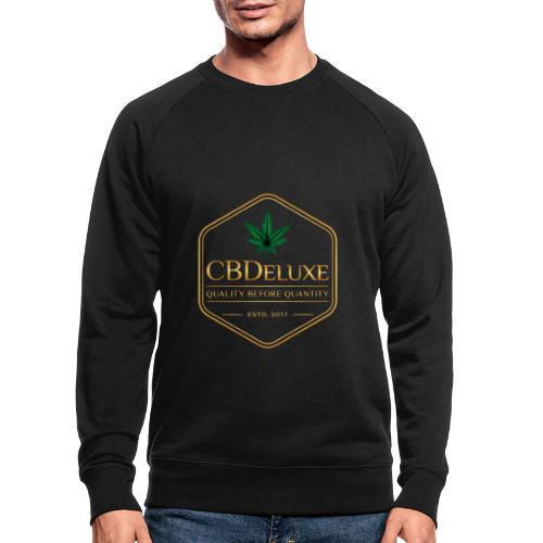 CBDeluxe - Männer Bio-Sweatshirt