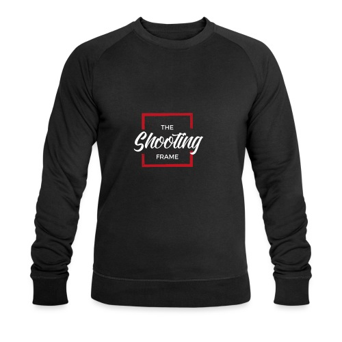 Logo rgb white - Männer Bio-Sweatshirt von Stanley & Stella