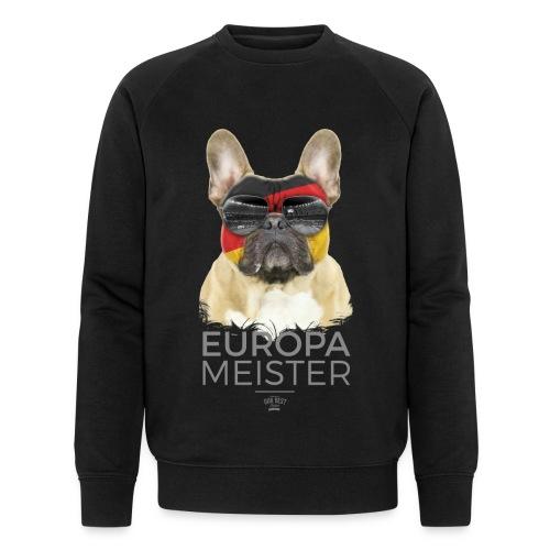 Europameister Deutschland - Männer Bio-Sweatshirt von Stanley & Stella