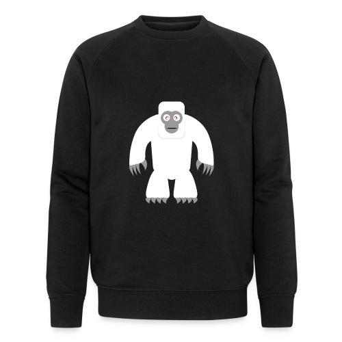 Yeti - Männer Bio-Sweatshirt von Stanley & Stella