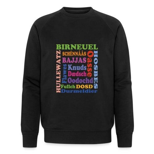 schimpf - Männer Bio-Sweatshirt von Stanley & Stella