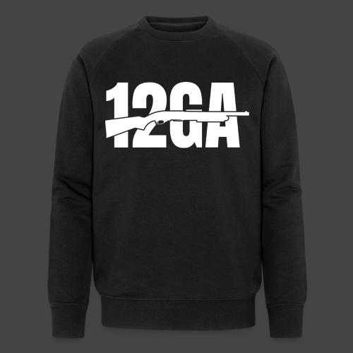 12GA 870 - Männer Bio-Sweatshirt
