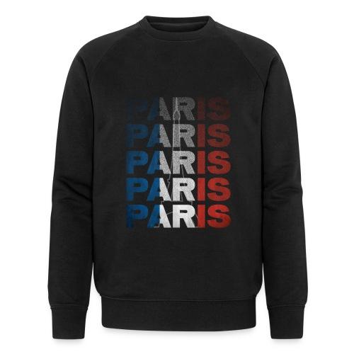 Paris, France - Men's Organic Sweatshirt by Stanley & Stella