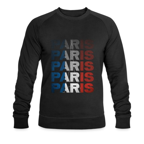 Paris, France - Men's Organic Sweatshirt
