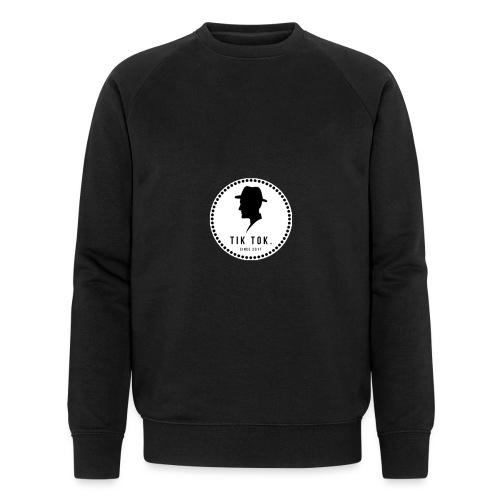 Tik Tok Clothing - Økologisk sweatshirt til herrer
