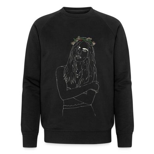 Flower - Men's Organic Sweatshirt