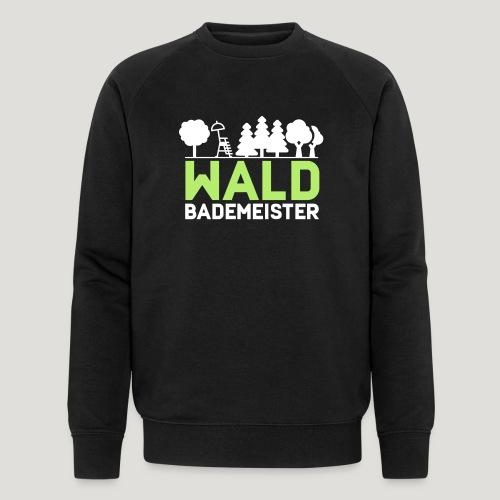 Waldbademeister für das Waldbaden im Waldbad - Männer Bio-Sweatshirt von Stanley & Stella